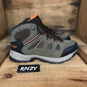 NEW Hi Tec Waterproof Hiking Boot Wide Width